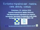 Konferencia EMN- Bratislava - Október 2009