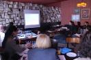 Pracovné  raňajky  k priprave štúdie EMN - Bratislava - Marec 2013