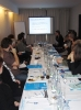 Pracovné raňajky k príprave štúdie Imigrácia zahraničných študentov - Bratislava - Február 2012