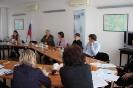 Pracovné raňajky k vydanej štúdii EMN - Bratislava - Október 2013