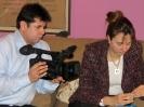 Pracovné raňajky s novinármi - Bratislava - Marec 2011