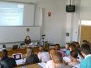 Stretnutie so študentmi Ekonomickej univerzity - Bratislava - Október 2010