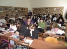 Stretnutie so študentmi FF UK - Bratislava - Marec 2011