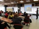 Stretnutie so študentmi FF UKF - Nitra - Marec 2011
