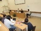Stretnutie so študentmi VŠZSP sv. Alžbety - Bratislava - Marec 2012