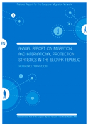 Annual Report on Migration and International Protection Statistics 2008
