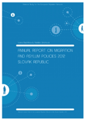 Annual Report on Migration and Asylum Policies 2012