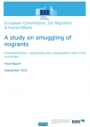 Smuggling of Migrants: Characteristics, Responses and Cooperation with Third Countries (2015)